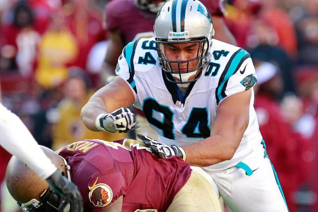 Panthers Re-Sign DT Fua, Place G Williams on IR
