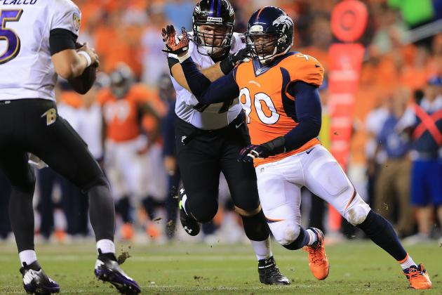 Denver Broncos: Can Shaun Phillips and the Pass Rush Avenge Its Losses?