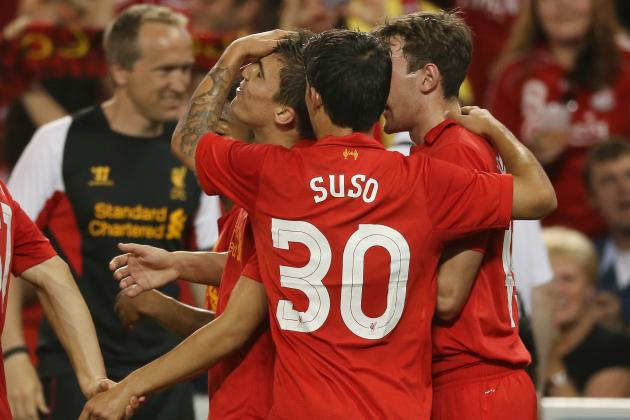 Liverpool Loanee Suso on Course for Breakout La Liga Season at Almeria