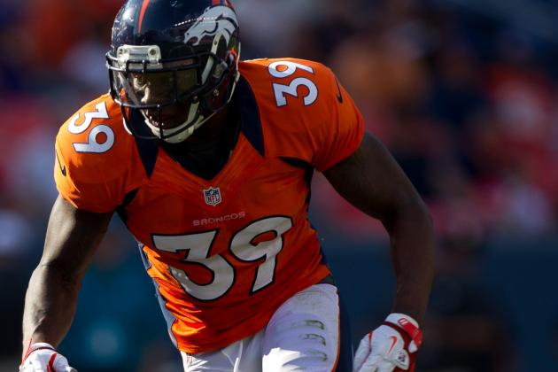 Broncos Safety Duke Ihenacho Not Satisfied with First NFL Start