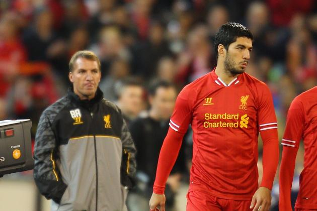 Liverpool Must Sell Luis Suarez in January to Complete Top 4 Master Plan