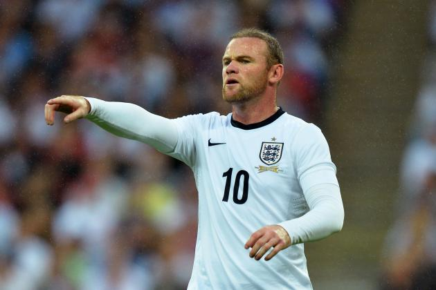 Wayne Rooney's Importance Galvanised After Poor England Showing in Ukraine
