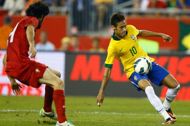 Brazil vs Portugal: Neymar's Performance Fortifies Status as World-Class Striker