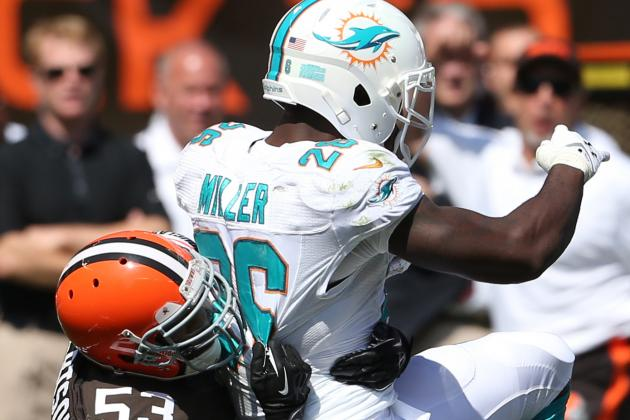Dolphins Vow Running Game Improvement