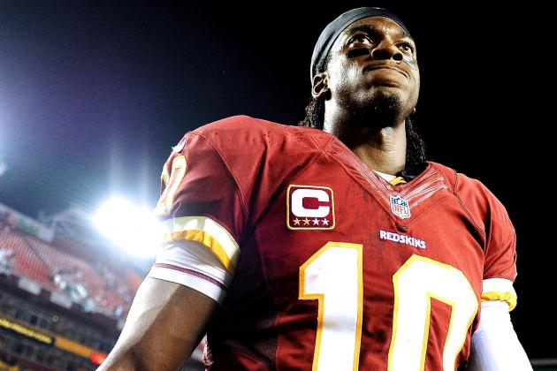How RGIII Can Continue to Build on Gutty Return from Injury