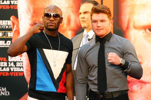 Floyd Mayweather's Keys to Victory Against Canelo Alvarez on Saturday Night