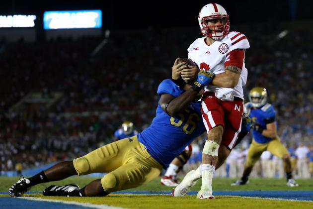 Nebraska Cornhuskers vs. UCLA Bruins Betting Odds Preview, Prediction