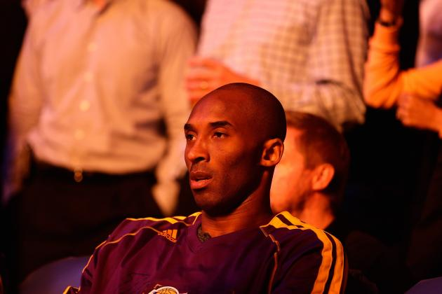 Why Kobe Bryant's Early Return from Injury Is Exactly What the NBA Needs