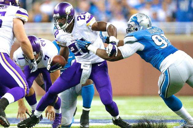 Detroit Lions Defense: Breaking Down How They Shut Down Adrian Peterson