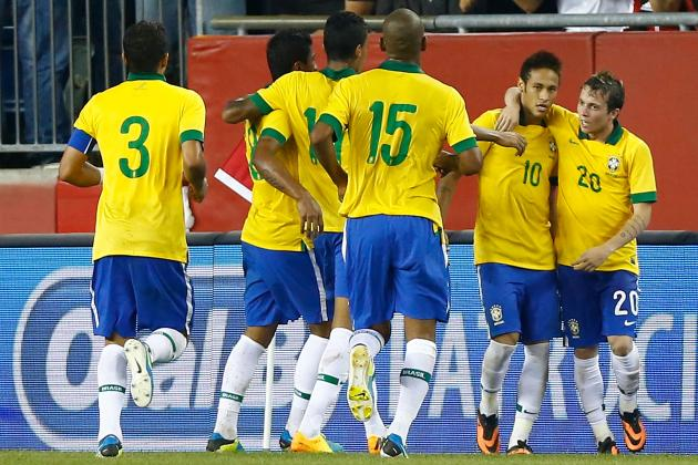 Brazil vs. Portugal: Score, Grades and Post-Match Reaction