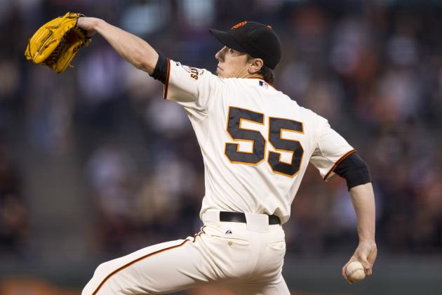 Out-of-Town Scores Could Affect Lincecum's Future in SF