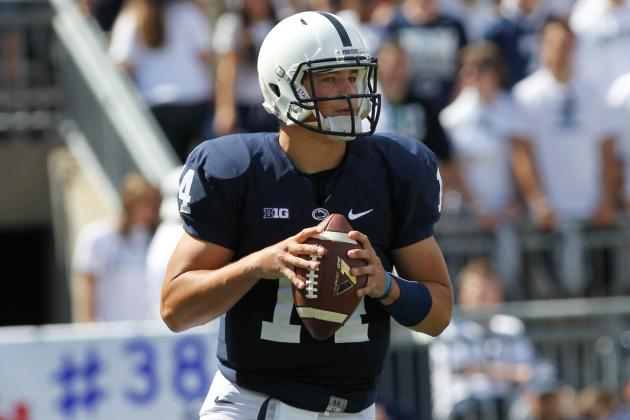 O'Brien Expects QB Christian Hackenberg to Be Bigger, Stronger, Faster
