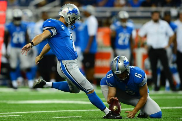 2013 Fantasy Football Kicker Rankings: NFL Week 2