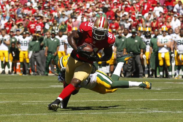 Anquan Boldin Named NFC Offensive Player of Week