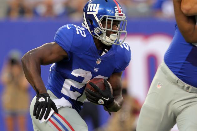 Coughlin on Giants RB Wilson: 'He's a Marked Man'
