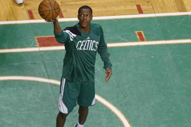 Rajon Rondo Might Be Leaving Nike