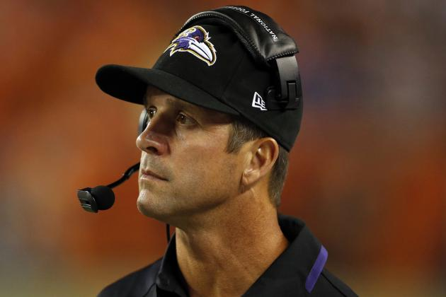 Fierce NFL Ad Highlights John Harbaugh Speech