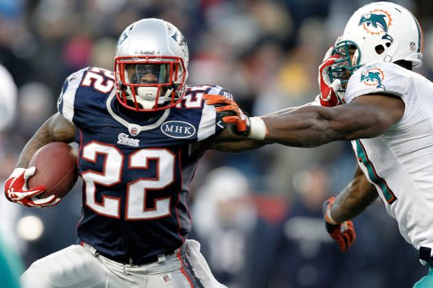 Stevan Ridley Will Return to Fantasy Prominence in Absence of Shane Vereen