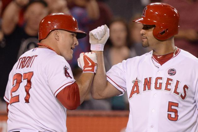 Angels to Become Familiar with NL East in '14