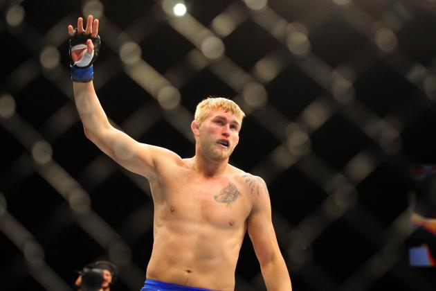 Alexander Gustafsson Inspired by Chris Weidman's Defeat of Anderson Silva