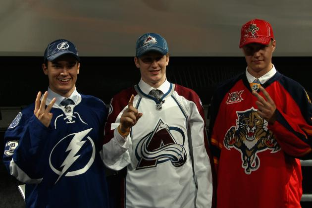 Which 2013 Top-3 NHL Draft Pick Will Have the Greatest Impact This Season?