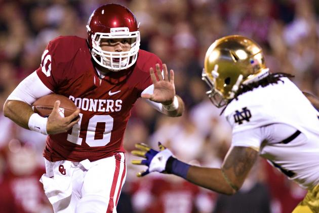 Oklahoma's Offense Shouldn't Look Dramatically Different Under Blake Bell