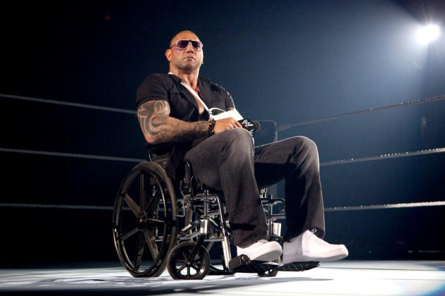 Career Retrospective and Greatest Moments for Batista