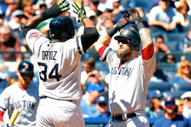 Are the Boston Red Sox or Los Angeles Dodgers MLB's Best Team in 2013?