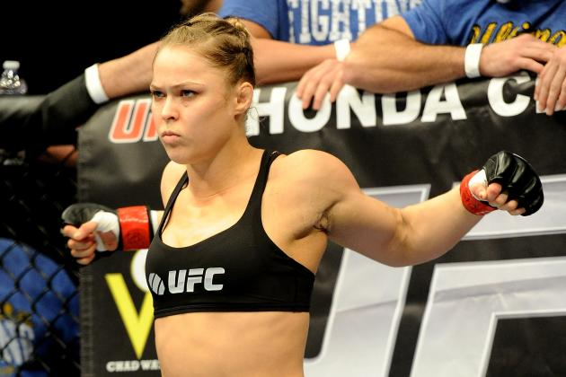 The Ultimate Fighter 18: Team Rousey vs. Team Tate, Episode 2 Live Results