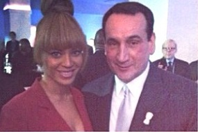 Mike Krzyzewski Opens Up About Meeting Jay-Z and Beyonce
