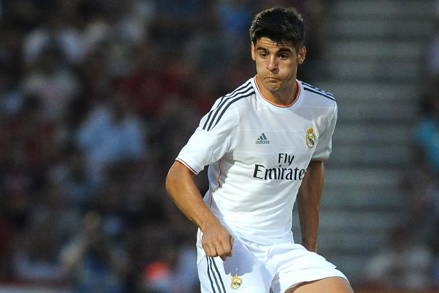 Morata Aims to Convince Real Not to Spend