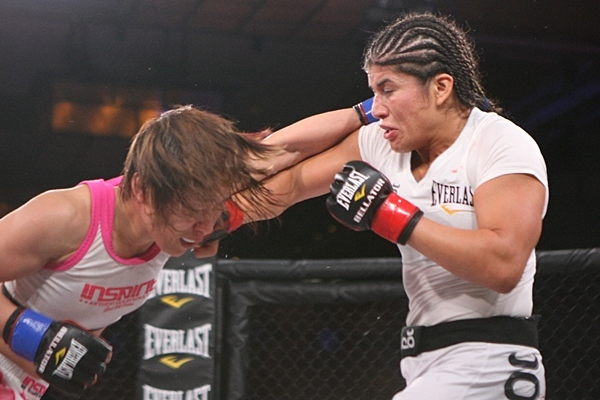 Jessica Aguilar Faces Megumi Fujii in Retirement Match Set for Oct 5 in Japan