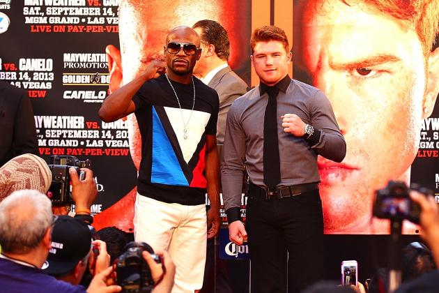 Floyd Mayweather vs. Canelo Alvarez: Top Storylines as Superfight Looms