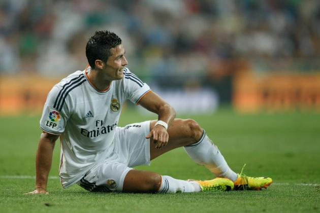 Cristiano Ronaldo Must Rest Against Villarreal After Sustaining Injury