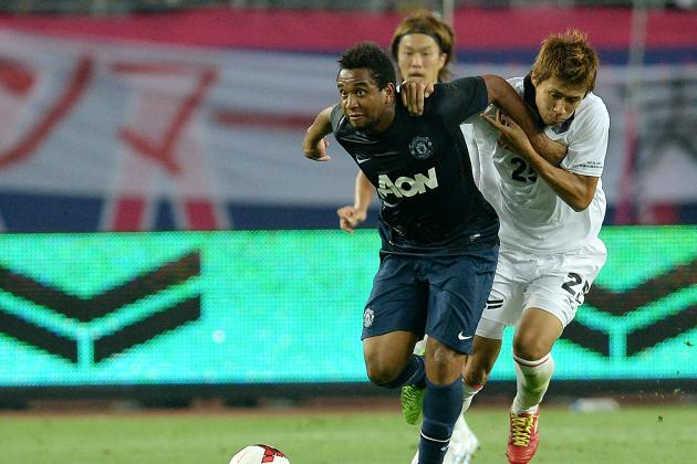 How David Moyes Can Rescue Anderson's Man Utd Career