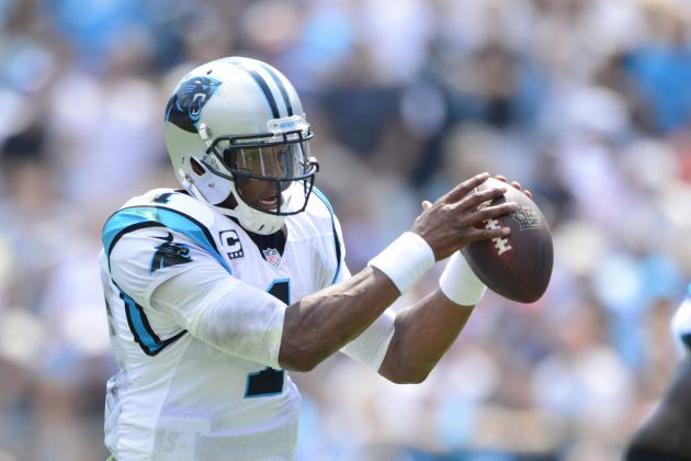 Power Rankings: No. 24 Carolina Panthers