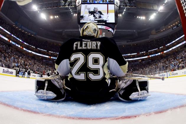 Penguins Have Faith in Fleury