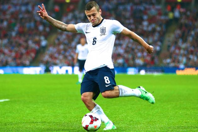 Hoddle: Jack Wilshere Learned a Valuable Lesson in England's Draw with Ukraine