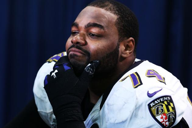 Michael Oher Practicing Wednesday, Arthur Jones Returns