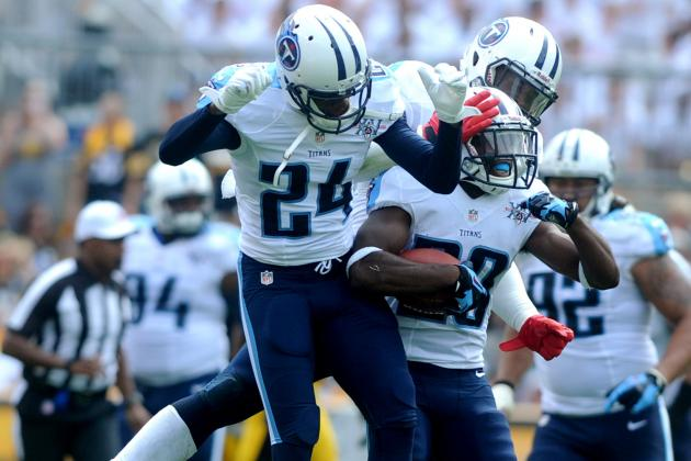 Power Rankings: No. 22 Tennessee Titans