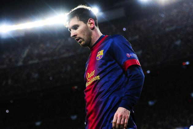 Lionel Messi's Tax Hearing Date Set After Reported £4.2 Million Payment