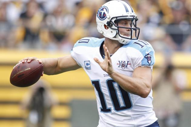 QB Watch: Titans' Jake Locker