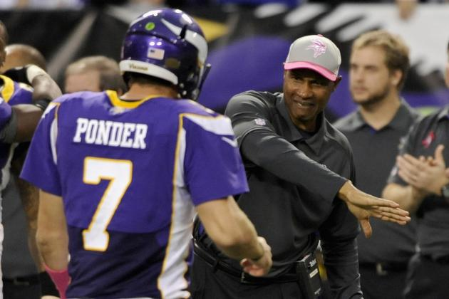 Frazier Insists Players Aren't Pointing Fingers at Ponder