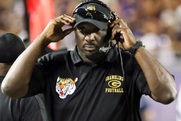 Ex-Bucs QB Doug Williams Fired at Grambling