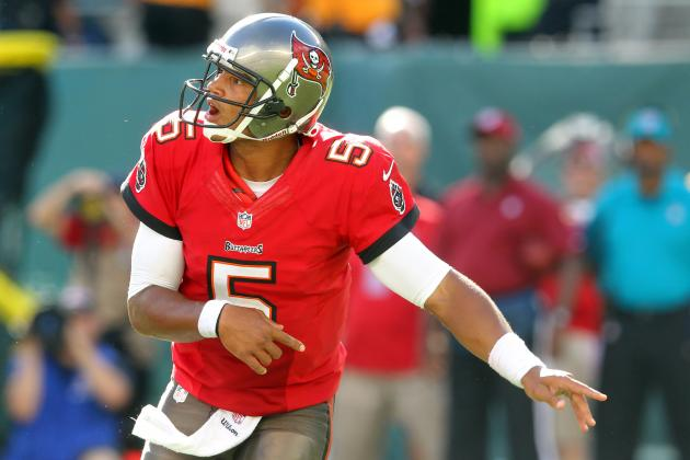 QB Watch: Buccaneers' Josh Freeman