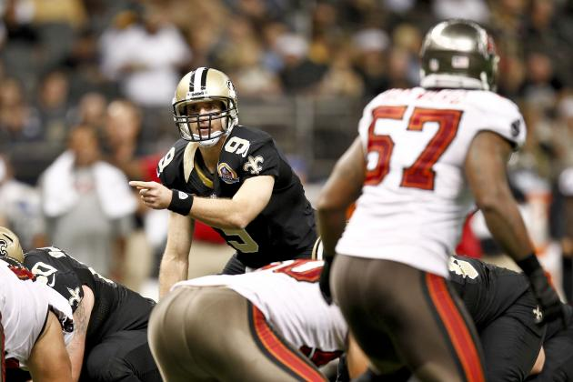 Bucs Need to Bring Rush on Drew Brees