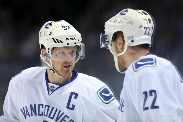Canucks' Sedins Hope to Sign Final NHL Contract, Retire in Vancouver