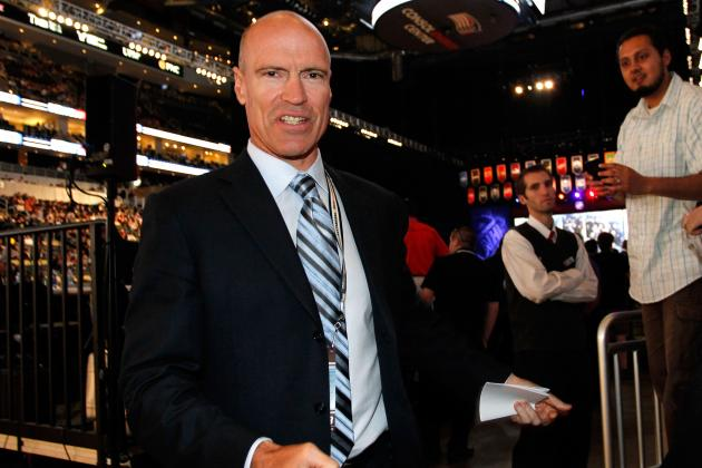 Messier Is CEO for New Ice Center in Bronx