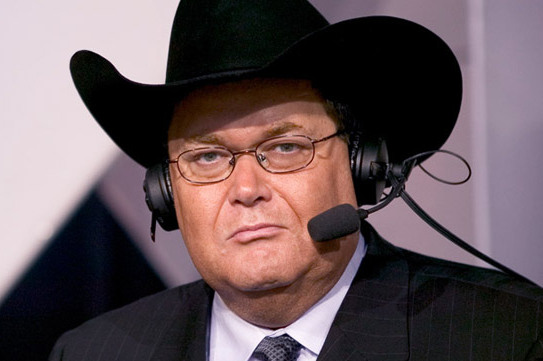 Jim Ross, Legendary Wrestling Announcer, to Retire from the WWE
