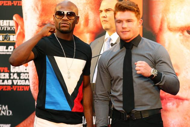 Floyd Mayweather Doesn't Need to Change Strategy to Beat Canelo Alvarez